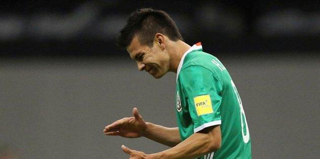 Lozano elden kaçtı