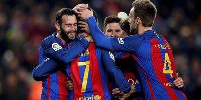 Arda attı Barça kazandı