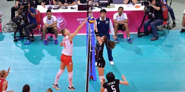 Tayland 3 - 0 Türkiye