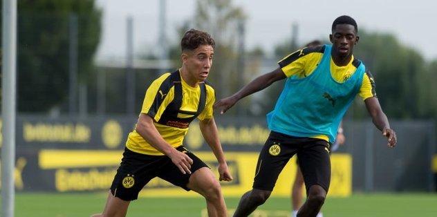 Dortmund genç yeteneği kadro dışı bıraktı