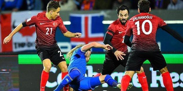 Iceland defeat Turkey in 2018 WC qualifier