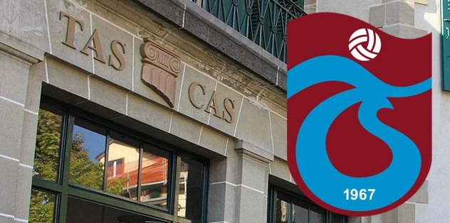 CAS, Trabzonspor'un başvurusunu reddetti