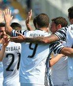 Juve şampiyonluğa, Pescara kümeye!