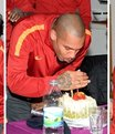 Nigel de Jong 32 yaşına bastı