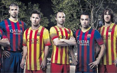 İşte 2013-2014 sezonu formaları
