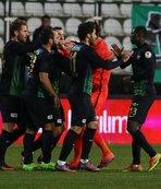 Aydınspor 1923'ü tek golle geçti