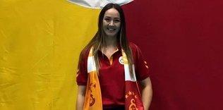 Cansu Çetin Galatasaray'da