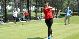 Türkiye Golf Turu 6'ıncı ayak mücadelesi başladı