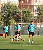 Alanyaspor, Galatasaray'a hazırlanıyor