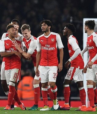 Arsenal ve Liverpool �eyrek finalde