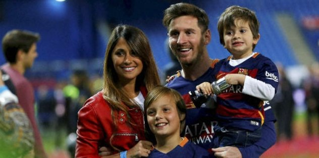 Messi'nin düğünü için 260 özel uçak kalkacak