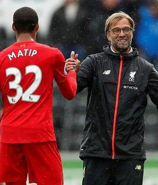 Liverpool zor da olsa kazand�