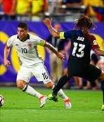 Copa America'da 3. Kolombiya