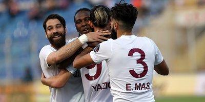 Trabzonspor, Başakşehir'le 21. randevuda