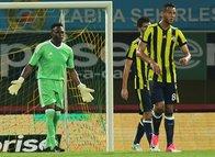 Fenerbahçe'de forma krizi