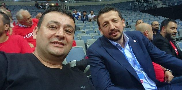 """""""Hala basketbolseverlerin Hido'suyum"""""""