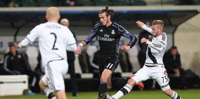 İşte Bale'in yeni takımı