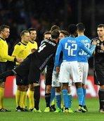 Napoli'nin umutlarını Ramos yıktı