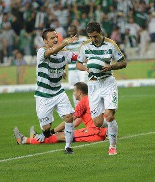 Timsah'ın Aslan'a karşı gol silahı Stancu