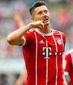 Lewa atıyor, Bayern kazanıyor