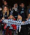 Adana Demirspor taraftarları kulübün 76. yaşını kutladı
