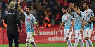 Milli Takım'ın yüzü Anadolu'da gülüyor