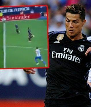 Real Madrid maçında şike iddiası!