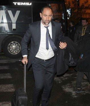Igor Tudor takım otobüsüne binmeden ayrıldı