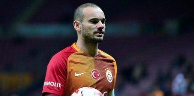 Sneijder ayrılıyor mu?