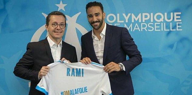 Rami, Olympique Marsilya'da