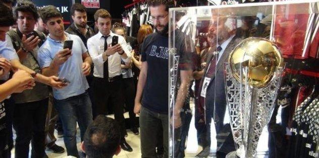 Ankara'da kupa coşkusu