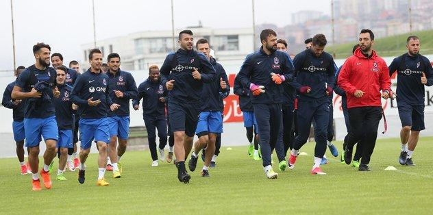Trabzonspor'da golcüler etkisiz kaldı