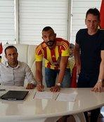 Malatyaspor'da Yalçın Ayhan imzayı attı