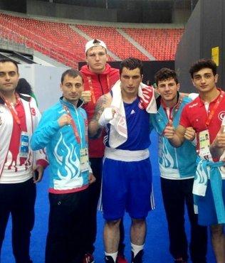 Milli boksörlerden 1 gümüş, 1 bronz