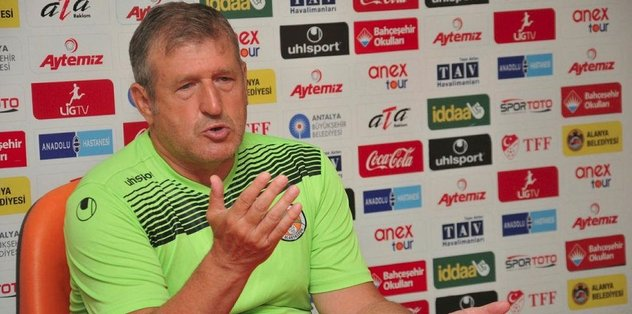 Safet Susic: ''En az iki transfer bekliyorum''