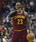 LeBron James becomes top scorer in NBA Playoffs history