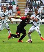 Hazırlık maçında Konya, Gençler'i tek golle geçti