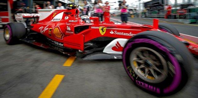 Pirelli'li Formula 1 nefes kesecek