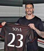 Milan'da tutunamadı