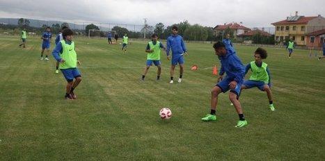 Adana Demirspor'da yeni sezon hazırlıkları
