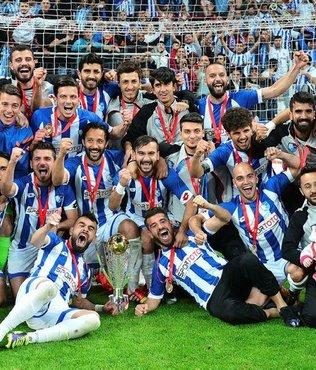 Erzurum TFF 1.Lig'de
