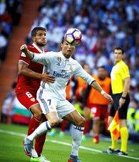 Ronaldonun 400. golü Sevillaya