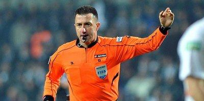 UEFA'dan iki görev