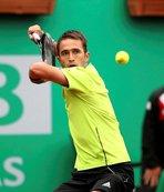 Marsel İlhan, Antalya Open'da ikinci tura yükseldi
