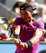 Nadal, 7 maç sonra Djokovic'e karşı kazandı