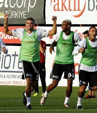 Pepe'den Talisca'ya övgü