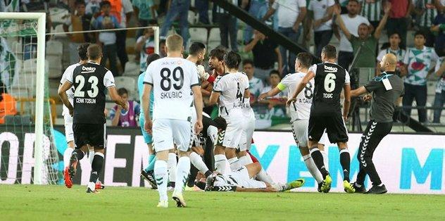 Beşiktaş - Konyaspor maçı saat kaçta?