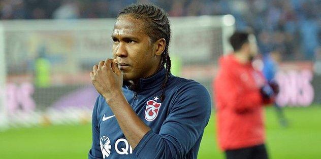 Trabzonspor'da santrforlardan ilk gol