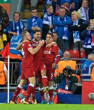 Liverpool Emre Can'la coştu