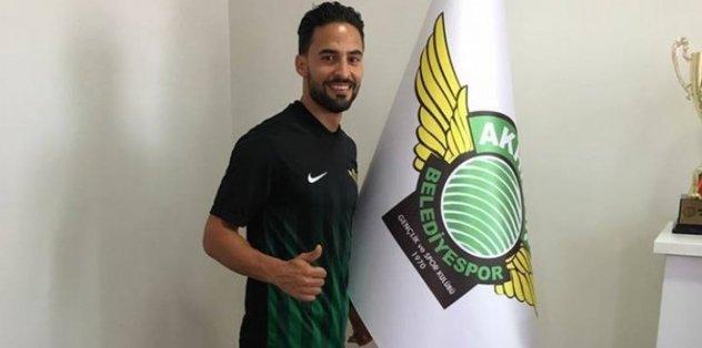 Helder Barbosa Akhisar Belediyespor'da